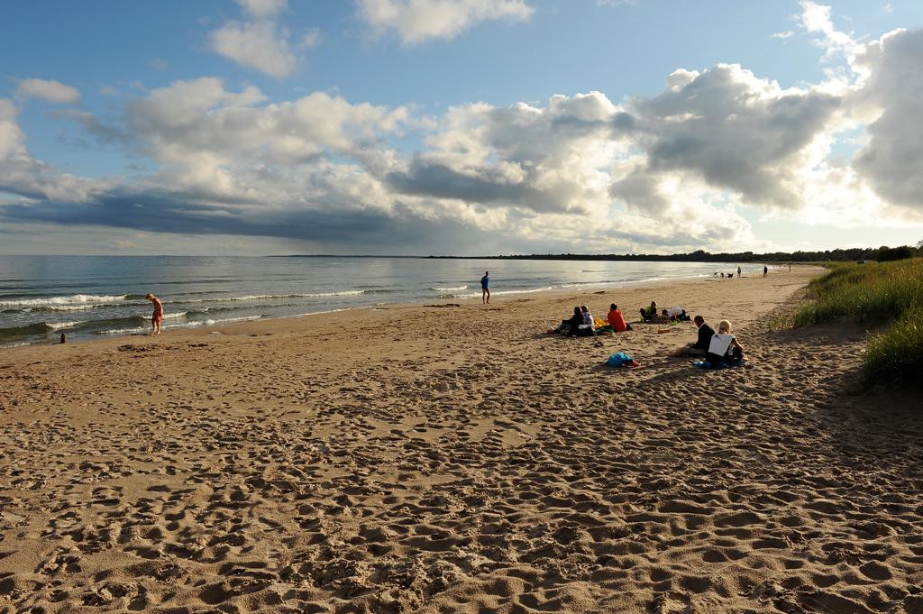 Sudersand strand Gotland