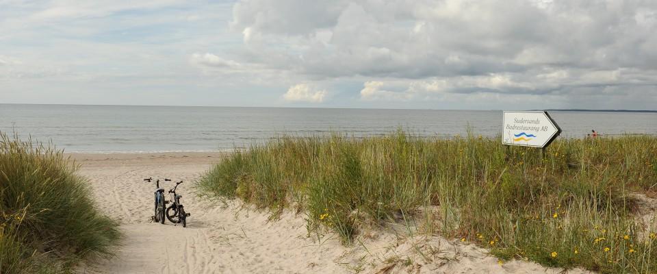 Sudersands Semesterby Fårö Gotland